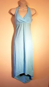 Pale Blue Fairy Sparkly Gown